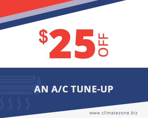 25 Off A/C Tune-up